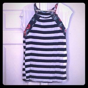 Short sleeve boutique top